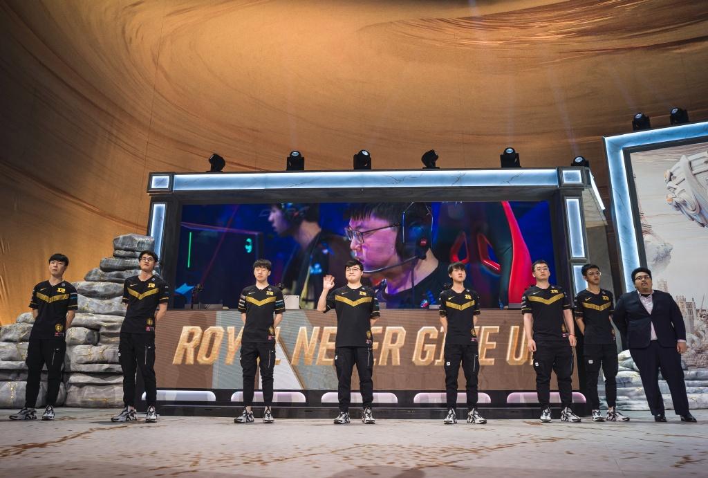 奥迪卡盟平台:RNG再传好消息,新赛季继续坚持全华班,五个华人夺冠才有意义