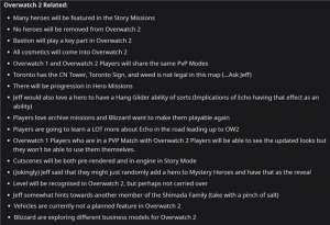 卡盟网站如何制作:《守望先锋2》总监谈新作细节:英雄全员到齐,堡垒是关键