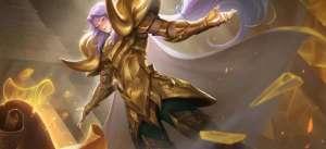 超低价卡盟:王者荣耀:第三款圣斗士皮肤上线,余下9款圣斗士皮肤英雄大猜想