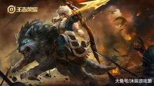 冬尼卡盟:王者荣耀:s17狼狗被削弱,守约没输出,谁是射手上分首选?