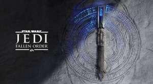雄心卡盟:现实中自定义《星战绝地:陨落的武士团》个性光剑