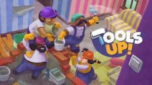 倾城卡盟:多人合作游戏《Tools Up!》宣布将于12月4日上架