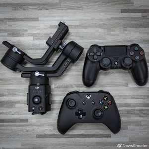 杰作卡盟:大疆手持云台Ronin-S系列已支持PS4和Xbox手柄控制