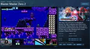 洛克王国杀神辅助:《超惑星战记 ZERO 2》上架Steam商城 定价37元