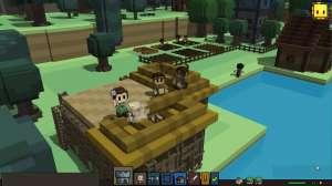 欣欣卡盟:《石炉》Steam新演示公布 MC风格另有独特玩法