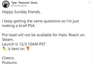 ava辅助:《光环:致远星》PC版解锁细节公布!Steam无法预载