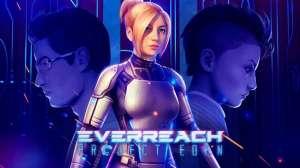 木子卡盟:《Everreach:伊甸园计划》新截图 小姐姐拿枪猛射
