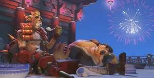 冒险岛霸主辅助:动态皮肤挑战心脏《守望先锋》最强女主角诠释万物皆可黑