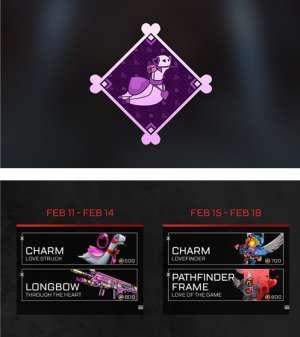 旺旺卡盟网站平台:Apex英雄情人节活动玩法介绍 Apex英雄情人节双排模式上线