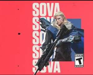 主w金克斯辅助:拳头FPS《VALORANT》新角色 毛子侦察兵SOVA