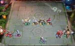 引流c卡盟:王者荣耀王者模拟战战士怎么站位 战士阵容站位方法大全