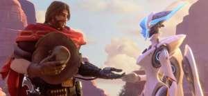 次元辅助玩法:暴雪新动态:《守望先锋》输出型新英雄来了、《炉石》图片被吐槽