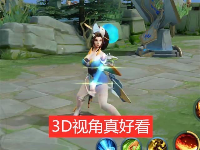 空格卡盟:百万玩家执意要买魅语,猫尾巴是关键,看完皮肤3d视角你也会买!