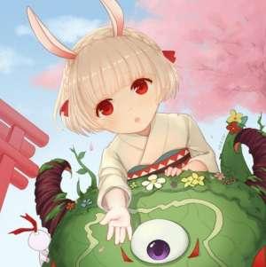 辅助降血糖:阴阳师Youtuber上线,可爱萌风亮人眼球,这个山兔好想抱回家!