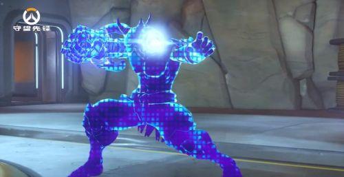 """约战辅助:雷神NN加速器:《守望先锋》新英雄""""回声""""正式上线!"""