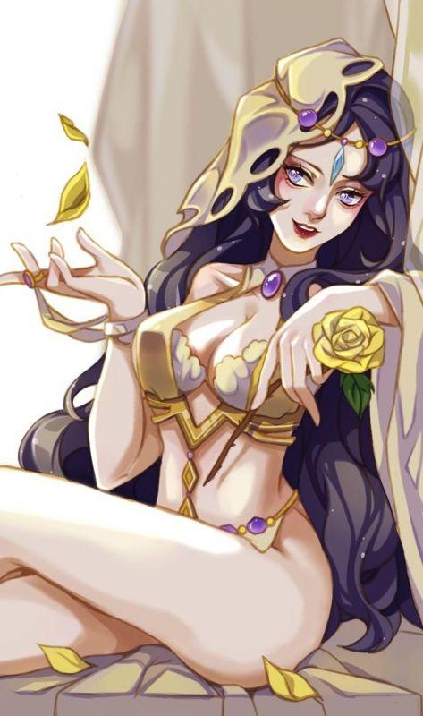 卡盟装扮:王者荣耀:皮肤卖的越贵手感越好?她的伴生皮肤打破这个定律