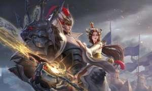 """齐乐卡盟:王者荣耀:""""甩手流""""干将,带你解锁干将莫邪的全新玩法"""