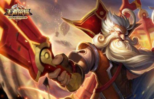 远特卡盟:王者荣耀:最强战士,站撸不输铠,射手遇到他有4人保护也必死