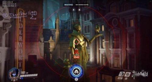 嘟嘟诛仙辅助:玩家用《守望先锋》地图工坊将黑百合变成女蜘蛛人