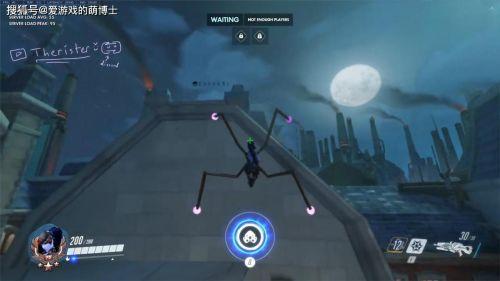 天堂m辅助:《守望先锋》工作坊新玩法:奥丽莎变成过山车,黑寡妇变成真蜘蛛
