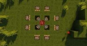 钱钱卡盟:我的世界手游篝火制作攻略 篝火晚会怎么办