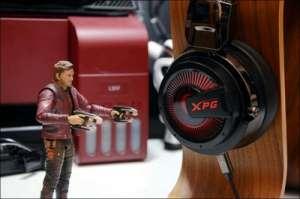 全景辅助:内存大佬也搞外设,威刚XPG PRECOG电竞耳机开箱体验