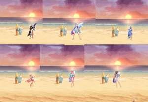 哲哲卡盟:DNF:夏日套外观上线,与韩服相似,增加冲浪板和小裙子