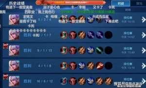 """文风卡盟:王者荣耀:六尾与四职业选手开黑,18连胜上王者,拿下""""李姐""""梗"""
