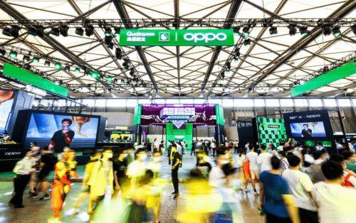 阳晨卡盟:OPPO亮相ChinaJoy2020:携智能家族产品探索游戏新体验