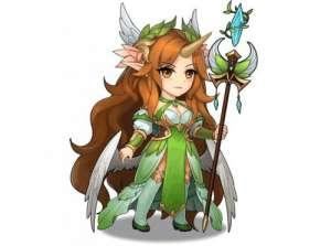 绝地求生卡是辅助:英雄棋士团精灵女神强不强 精灵女神阵容搭配及玩法一览