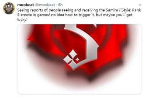 诺奇卡盟:新英雄samira触发神秘任务,极限反杀时亮图标?游戏结束免费赠送