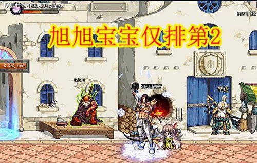 """易新卡盟:DNF:最强""""打桩王""""易主,旭旭宝宝仅排第2,修炼场3.5W亿"""
