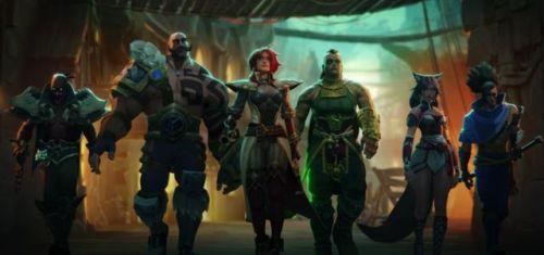 汇鸿卡盟:LoL又将推出新英雄,疑似为RPG游戏中的BOSS,扭曲的爱英雄预测!