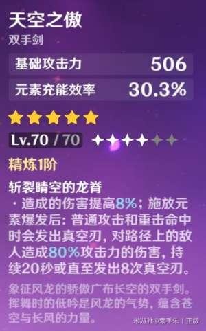 绝地求生卡盟网站:原神北斗用什么武器好 北斗1.1版本武器推荐攻略