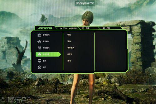 流量卡盟平台:买前打游戏,买后生产力!ANTGAMER蚂蚁电竞显示器ANT27VQ 评测