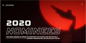 万盛卡盟:TGA2020年度最佳游戏投票地址 2020TGA游戏奥斯卡投票入口