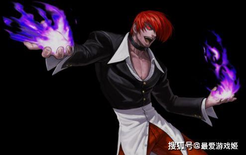qq头像卡盟:谁才是游戏圈气场最强角色?从大蛇到无界,都不及他的一个眼神杀